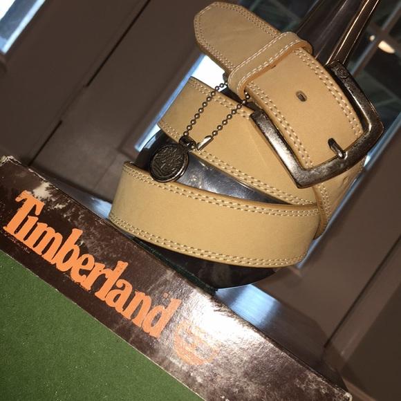 427a0f987b1 Timberland Accessories | Mens Nubuck Wheat Belt 34 | Poshmark